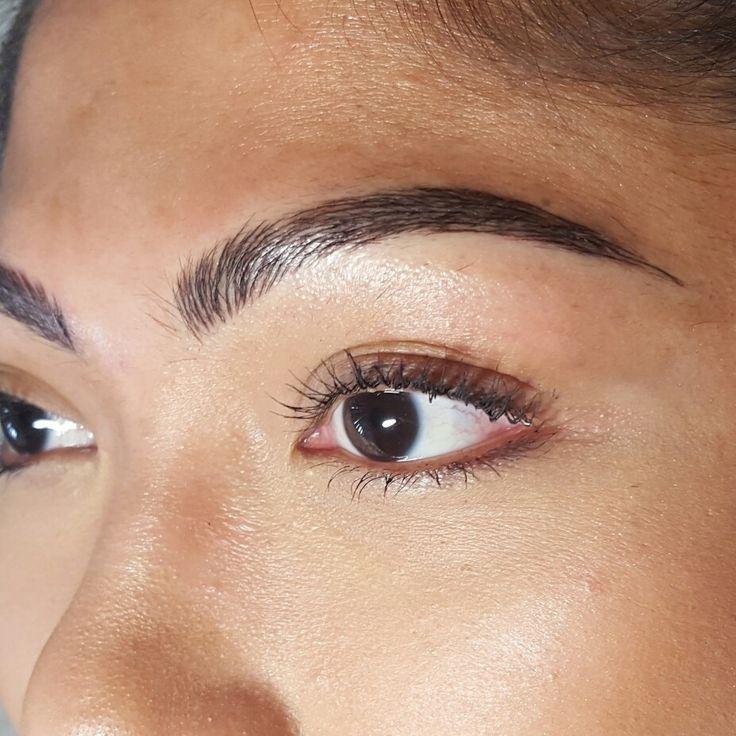 Eyebrow Permanent Color